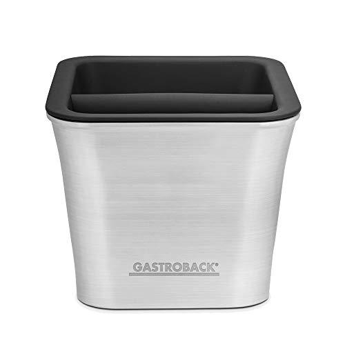 99000 Barista Coffee Box, Abklopfbehälter/Abschlagbehälter/Knockbox/Kaffeesatzentsorgung für Espresomaschinen, spülmaschinengeeignet, GASTROBACK -