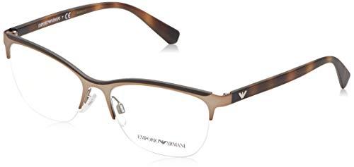 Ray-Ban Damen 0EA1068 Brillengestelle, Braun (Matte Bronze), 53