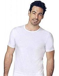 040aa08340 Amazon.it: Maglietta bianca - NOTTINGHAM / Intimo / Uomo: Abbigliamento