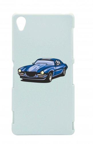 Smartphone Case Hot Rod Sport carrello auto d epoca Young Timer shellby Cobra GT muscel Car America Motiv 9711per Apple Iphone 4/4S, 5/5S, 5C, 6/6S, 7& Samsung Galaxy S4, S5, S6, S