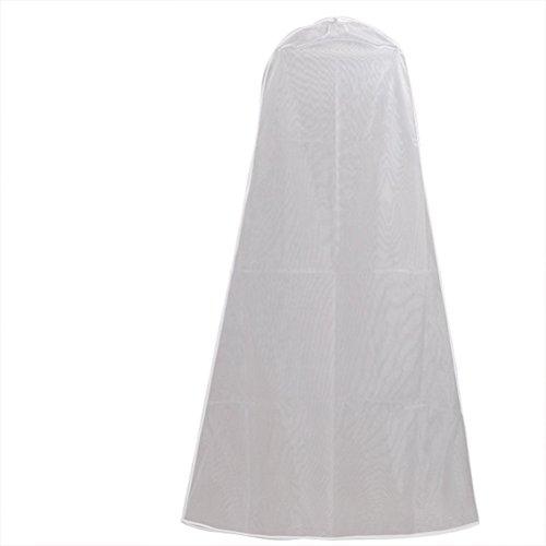 OUNONA Kleidersack Schutzhülle für Hochzeitskleid Abendkleider Anzüge Mäntel