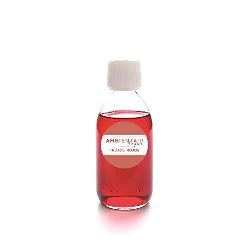 Ambientair Rc250Rra Recambio Mikado, Aroma Frutos Rojos, Rojo, 250Ml