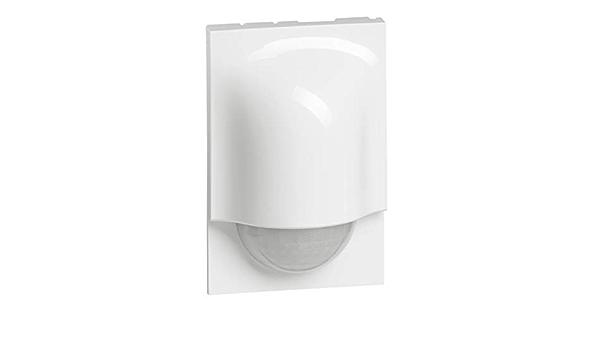 LOVIVER Amp/èrem/ètre Analogique M/ètre de Mesure de Courant Panneau Rectangulaire en Plastique 0-25A Blanc
