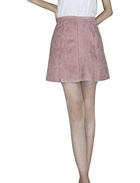 CoutureBridal - Falda - trapecio - para mujer