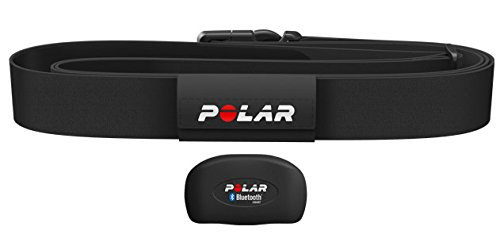 Polar  Equine H7 Heart Rate Sensor and Belt Set - Black, One Size