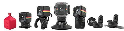 Polaroid Cube HD 1080p Lifestyle Videocamera d'azione, Nero