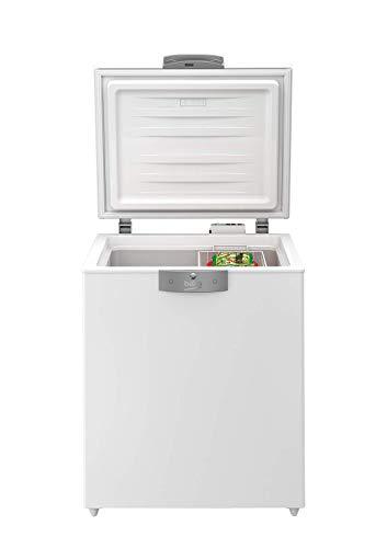 Beko hs221520–Freezer Horizontal hs221520with Capacity of 205litres