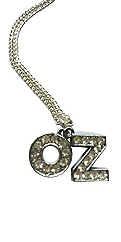 Wizard Of Oz Inspired 'OZ' Necklace