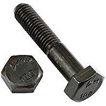 10 Stk Sechskantschraube mit Schaft DIN 931 12.9 M10 x 40