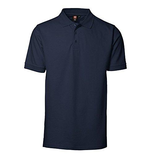 Rex & Holm ID0526 Herren Piqué Poloshirt Navy