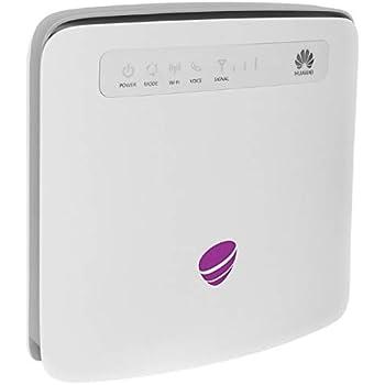Huawei E5186s-22a Routeur 4G+ LTE-A blanc Gigabit WiFi AC
