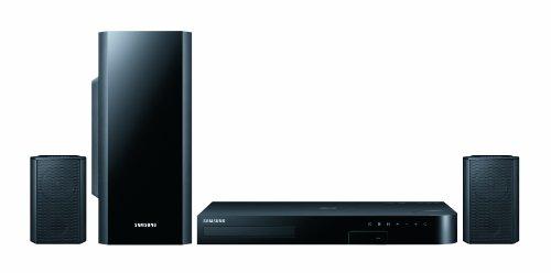 Samsung HT-H5200 2.1 3D Blu-ray-Heimkinosystem (500W, WLAN, Bluetooth, Smart TV) schwarz
