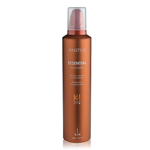 Schiuma Volume Fissaggio Flessibile, Essential schiuma-300ml-kinstyle-Volume, Kin Cosmetics