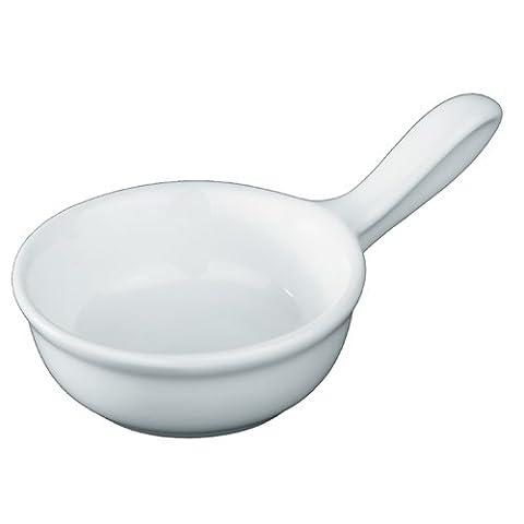 Revol Plat cg371Casserole, miniature, blanc (Lot de 6)