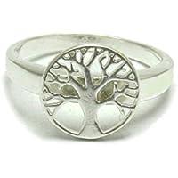 Anello da Donna in Argento 925 albero della vita R001692
