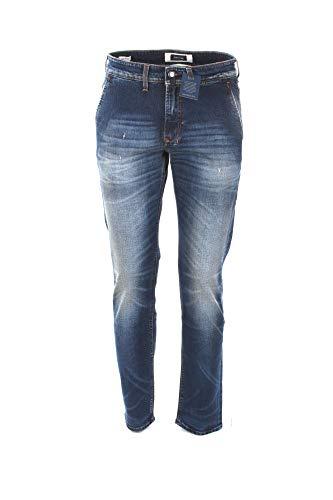 SIVIGLIA Jeans Uomo 34 Denim 2uq2 S401 Autunno Inverno 2018/19