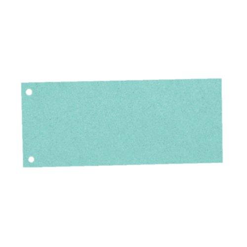 Esselte Trennstreifen (Karton) 100 Stück blau