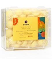 Swaha 30 Minutes Ghee Diya (12 cm x 10 cm x 5 cm, Set of 100, Yellow)