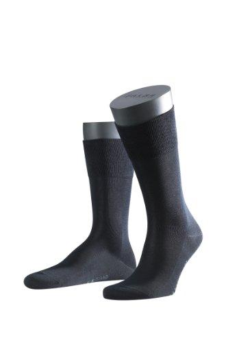 FALKE Herren Socke  Tiago SO - Blau (Dark navy 6370) , 43/44