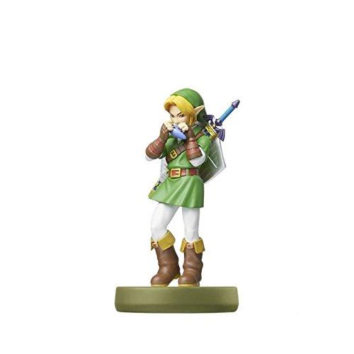 Nintendo – Figura Amiibo Link Ocarina of Time, Colección Zelda