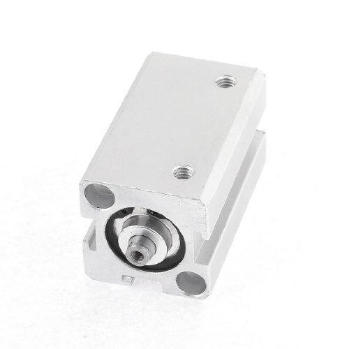 Preisvergleich Produktbild SDA 16 x 30 x 16 mm, Bohrung 30 mm Hub Dual Action Air Cylinder 48 mm lang