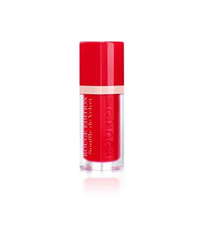 Bourjois Rouge Edition Souffle Velvet Lipstick - 02 Coquelic' Oh! 7.7ml