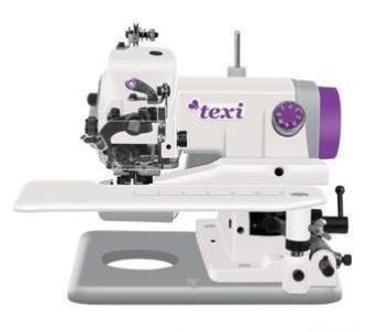 TEXI Blindstich Nähmaschine - Saum - Industrie Industrielle Nähmaschine