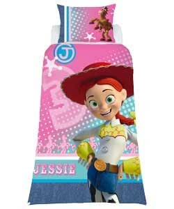 Toy story jessie housse de couette simple 1194939 for Housse de couette toy story