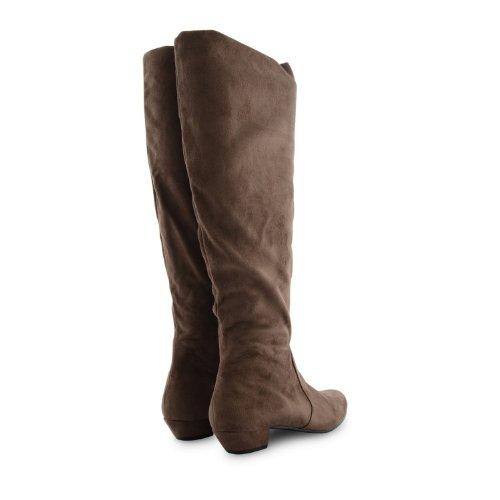 Footwear Sensation , Damen Reitsportschuhe Beige beige Taupe