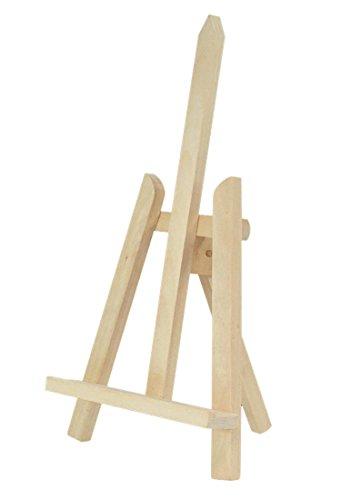 Staffelei zum auswähl 42 und 62 cm leiter, Vintage, 3 stufen, buchenholz, staffelei deko, für...