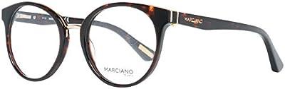 Guess by Marciano Brillengestelle GM0303 052 49 Monturas de gafas, Marrón (Braun), 49.0 para Mujer