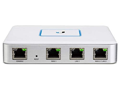 Ubiquiti USG Netzwerk/Router ( 3 Gigabit-Ethernet-Ports, UniFi-Controller) - Gigabit-ethernet-router
