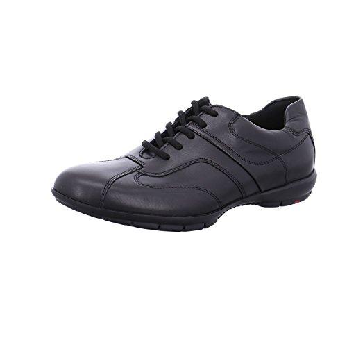 LLOYD Herren Archie Sneaker, Schwarz (Schwarz 0), 45 EU