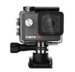 Adventureholics Thieye i60+ Action Camera with 4K Recording@30FPS and 12MP camera