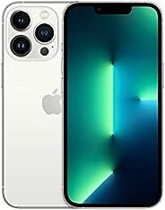 جوال ابل ايفون 13 برو الجديد مع تطبيق فيس تايم (256 جيجا) - فضي