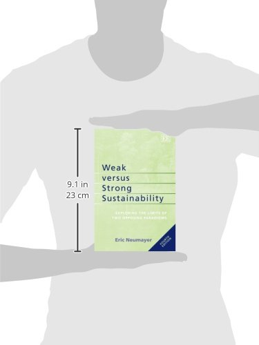 Weak versus Strong Sustainability: Exploring the Limits of Two Opposing Paradigms