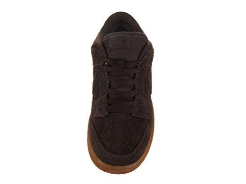 Nike Dunk Low Premium Sb, Chaussures de Skate Homme Marron - Marrón (Brq Brwn / Brq Brwn-Gm Lght Brwn)