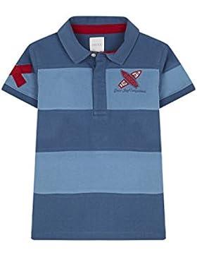 ec89c1ad1aaf4 Descripción del producto. Polo colegial blanco de manga corta para uniforme  escolar · Confeccionado en algodón 100 % ...