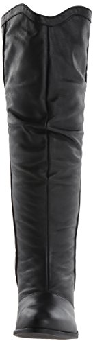 Matisse Fairlane Cuir Botte Black