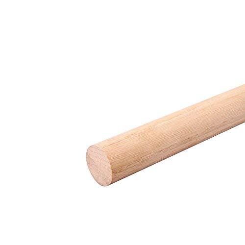 5x tacos madera clavijas abedul-300mm longitud