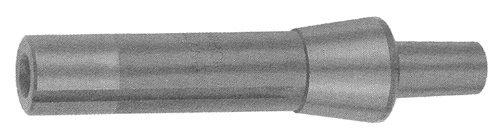 Shank Drill Chuck Arbor (Drill America DEWA0833 Qualtech Drill Chuck Arbor, R8 Shank To #33 Jacobs Taper (Pack of 1) by Drill America)