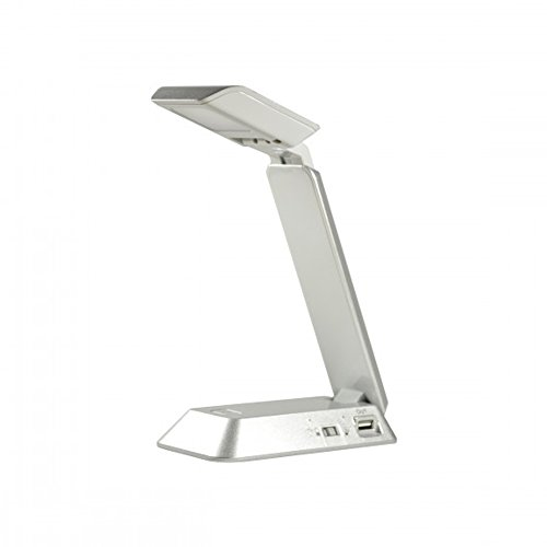 Preisvergleich Produktbild Xtralite Portable Folding Task Lamp EU plug,  schwarz XL20800