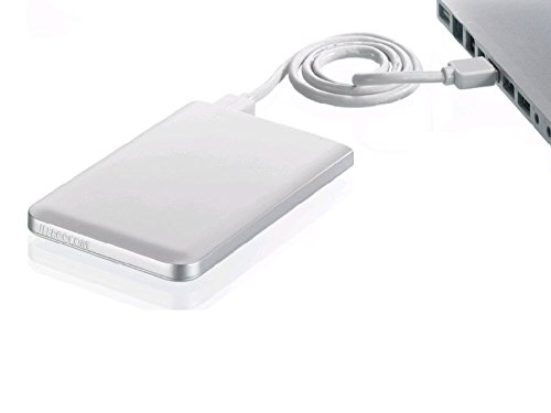FREECOM Mobile Drive Externe Festplatte (tragbar mit Magnesium Gehäuse für MacBook 1 TB 3.0/FW800 -