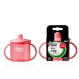 Tommee Tippee Essential Basics First Cup 4+ Mths by Mayborn Baby & Child