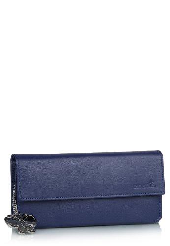 butterflies women's wallet (blue) (bns 2111) Butterflies Women's Wallet (Blue) (BNS 2111) 31S2uHxAdSL