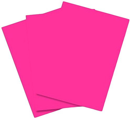 house-of-card-paper-tonpapier-a4-80-g-m-farbig-bright-pink-pack-of-50-sheets