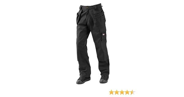 Negro Lee Cooper LCPNT216 Pantalones 35