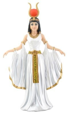 Egyptian Cleopatra Standing Figurine