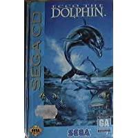Ecco the dolphin - MegaCD - PAL
