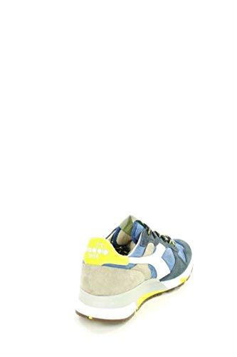 sneakers uomo diadora heritage trident 90c sw camoscio blu Bleu